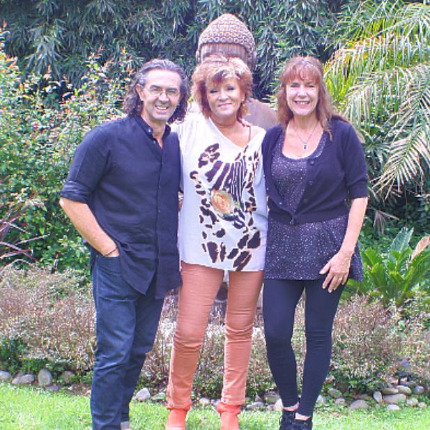 Silvia Freire, Silvia and Jorge Patrono