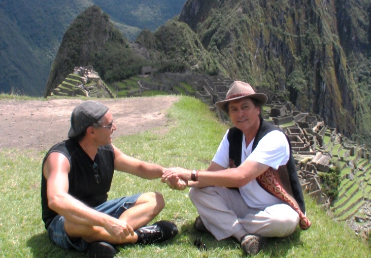 Pierre Garreaud and Jorge Patrono