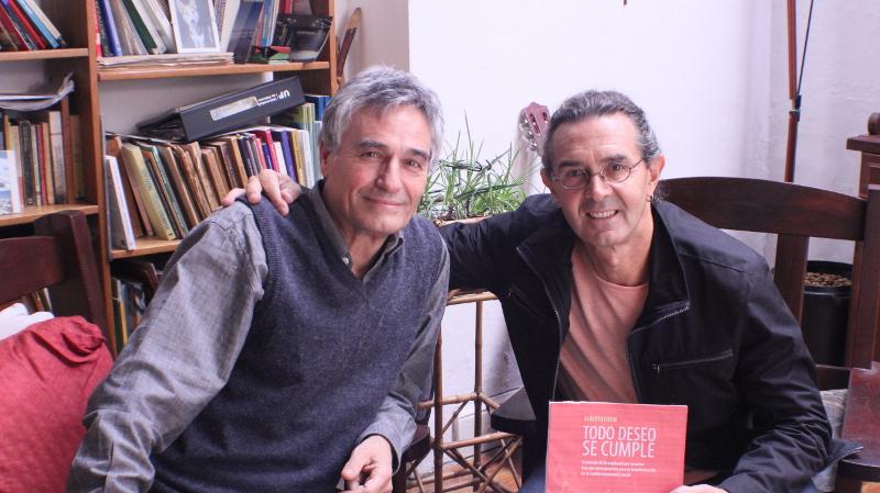 Alberto Ivern and Jorge Patrono