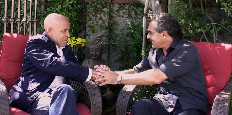 Antonio Lozano and Jorge Patrono