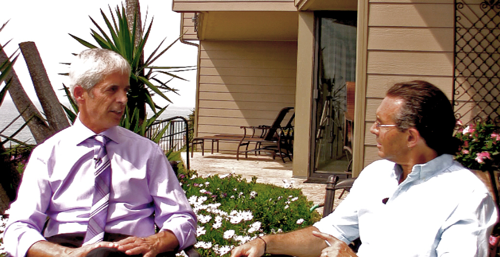 Dr. Tom O'Bryan and Jorge Patrono